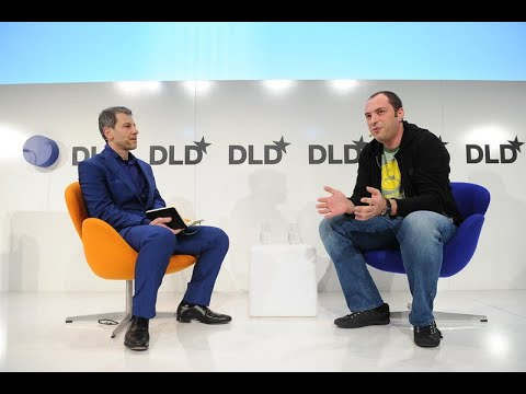 Dld14 - What's Up Whatsapp? (jan Koum, David Rowan) video