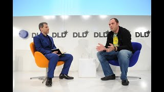 DLD14 - What's Up WhatsApp? (Jan Koum, David Rowan)