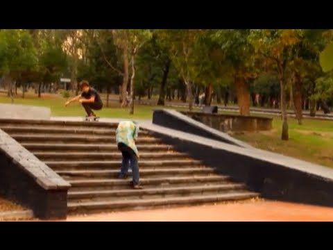 14 Insane Street Skateboarding Tricks!
