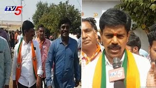 Armoor BJP Candidate Vinay Kumar Reddy Election Campaigning