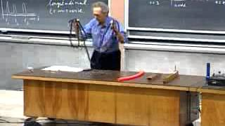 Lec 31: Forced Oscillations, Normal Modes, Resonances, Musical Instruments [CC]