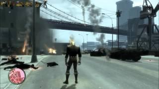 GTA SA(ps2)-How To Get a Ghost Rider Motor