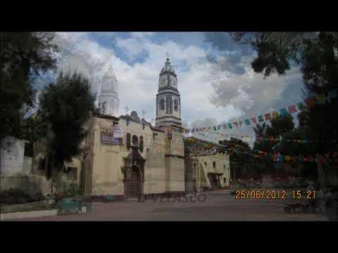 SAN GREGORIO ATLAPULCO, XOCHIMILCO, MÉXICO DISTRITO FEDERAL