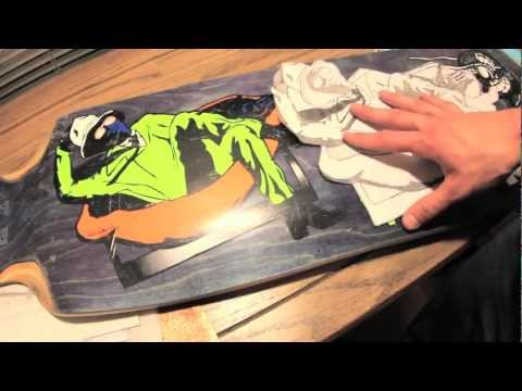 Chad Lybrand: California Bonzing Urban Shred Sled Skateboard Artist