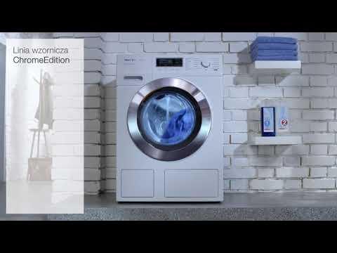 Poznaj pralki Miele W1
