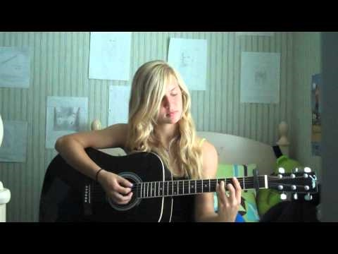 Christina Perri - Jar Of Hearts (acoustic Cover With Chords In Description) video