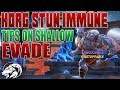 Fighting Stun Immune Korg Shallow Evade Method | Marvel Contest Of Champions