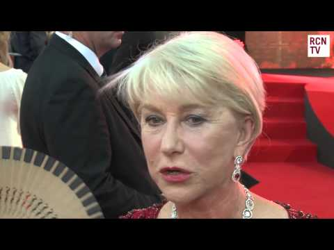 Helen MIrren Interview RED 2 European Premiere