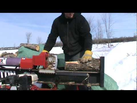 Northern Tool 37 Ton Log Splitter