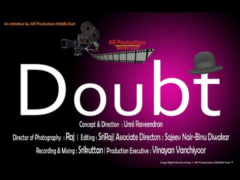 Doubt Malayalam Short Film
