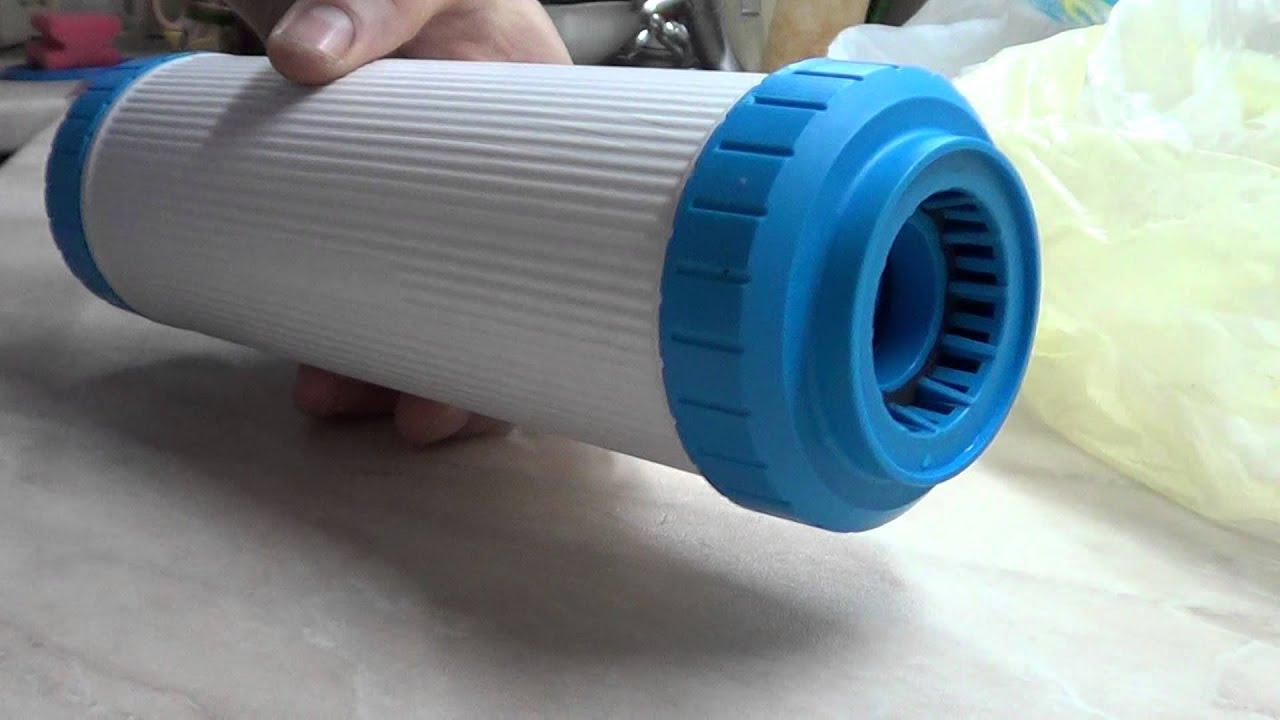 Угольный фильтр для аквариума своими руками видео