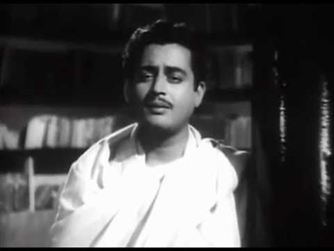 Pyaasa - Jaane Woh Kaise Log The 1957 (HQ)