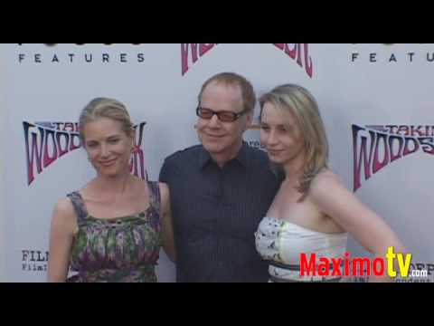 BRIDGET FONDA at 'Taking Woodstock' Premiere August 4, 2009 Maximo TV