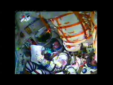 Expedition 25 Launches to International Space Station