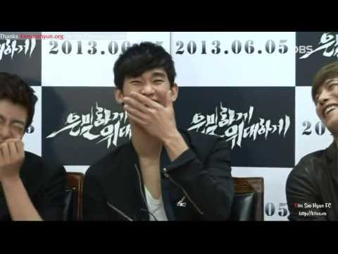 [Vietsub] OBS Entertainment News 1.5.2013 - Secretly Greatly Showcase
