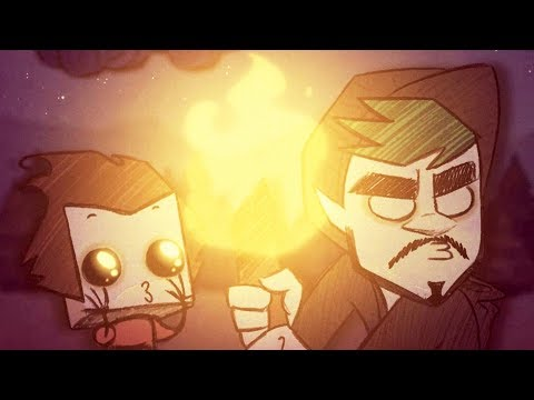 Jacksepticeye Animated | Don't Starve Together w/ Robin