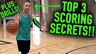 These 3 Things Make ANY Player Unguardable | Basketball Scoring Tips