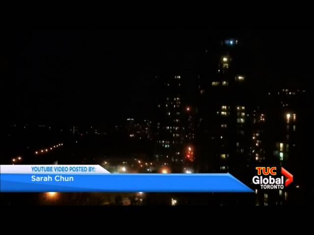 Police Claim Toronto UFO Was An RC Helicopter - 7-26-14