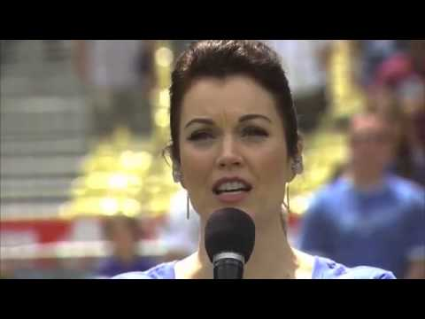 Bellamy Young - National Anthem