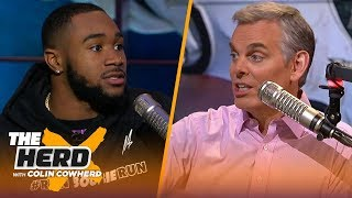 Carson Wentz allowed Eagles players to ball out, talks Saquon & more— Miles Sanders | NFL | THE HERD