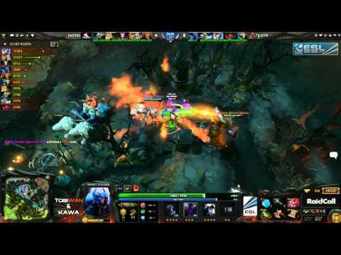 RaidCall EMS One - Team Empire  vs No Tidehunter - Game 2 Grand Final
