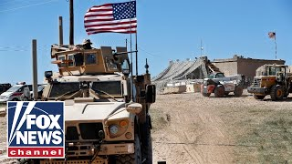 What are the possible consequences for withdrawing US troops from Syria?