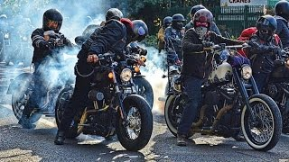 204 Sportsters Crazy Riding in UK