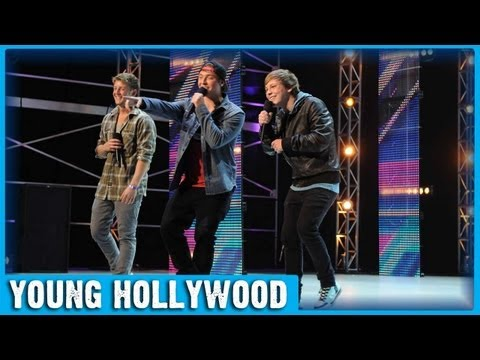PREVIEW: X FACTOR Finalists Emblem3 on Demi Lovato & More!
