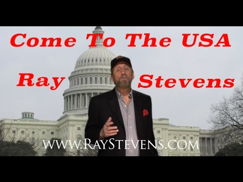 Ray Stevens - Come To The Usa video