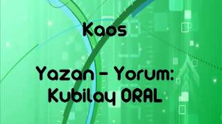 Kubilay ORAL   Kaos