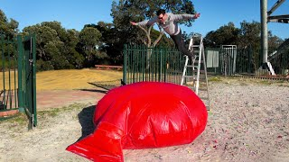 What Sound Does a GIANT WHOOPEE CUSHION Make?
