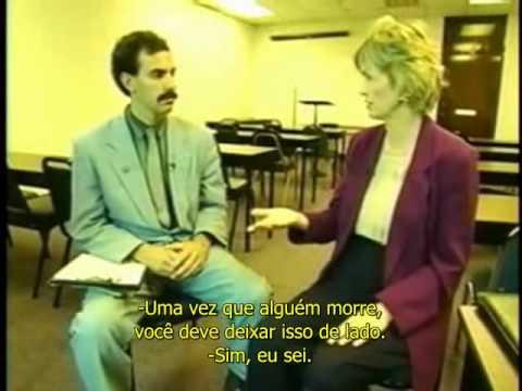 Borat  - Agência de Namoros