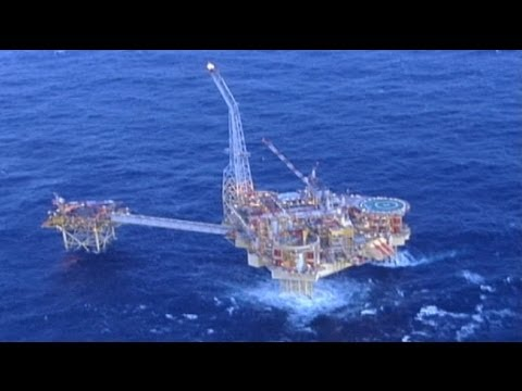 Stopping North Sea gas leak 'may take six months'