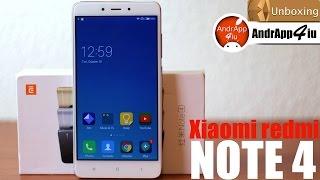 Unboxing y primeras impresiones Xiaomi redmi note 4: destrozará el mercado?