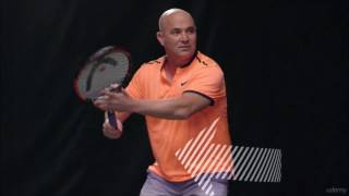 Learn How To Play Tennis and Level Up Your Tennis Game With World Champion Andre Agassi