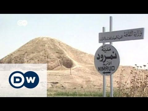 داعش يدمر مدينة نمرود الآشورية الأثرية   الجورنال