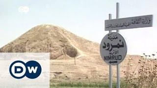 داعش يدمر مدينة نمرود الآشورية الأثرية | الجورنال