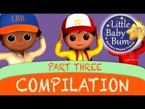 Finger Family Plus Lots More Great Nursery Rhyme Videos from Little Baby Bum!