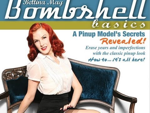 Bombshell Basics: A Pinup Model's Secrets Revealed!