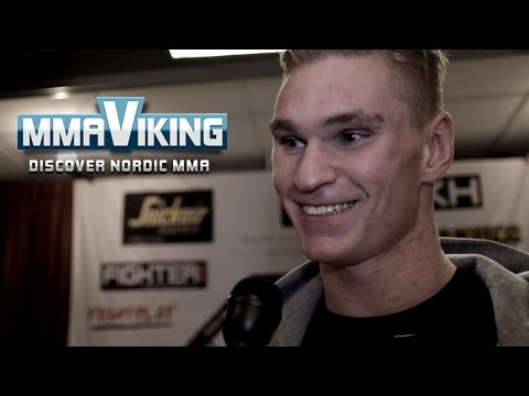 Karl Albrektsson IRFA 7 Pre Fight Interview