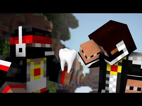 Minecraft [Прохождение Карты] - Собираем зубы о.о