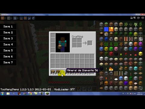 Truco Minecraft 1.2.4 2012