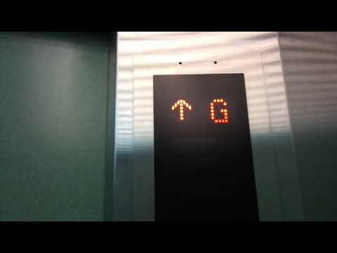 Mitsubishi Elevator at Centrepoint, Bandar Utama, Petaling Jaya