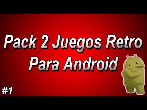 #1 Pack: 2 Juegos Retro para Android