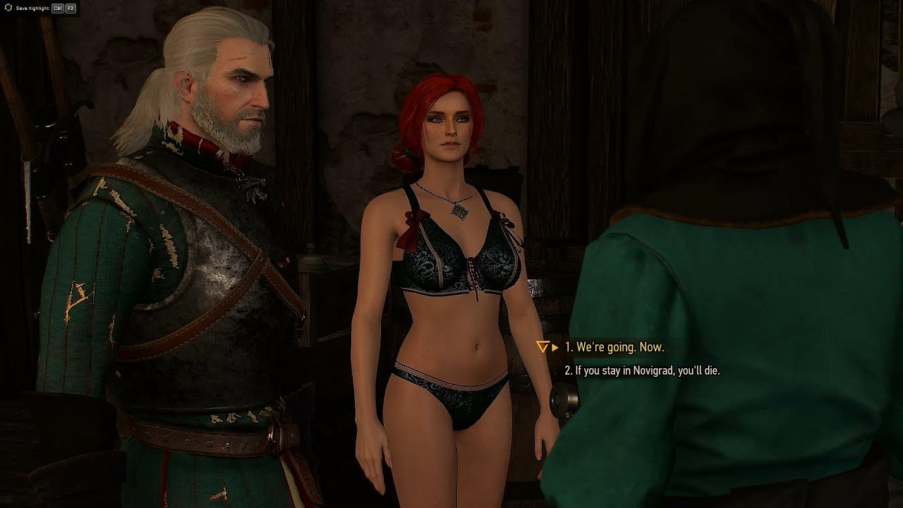 Witcher 3 monster nude mod erotica vids