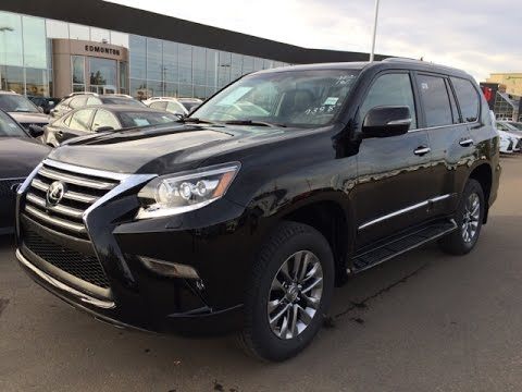 2015 Lexus GX 460 4WD Review