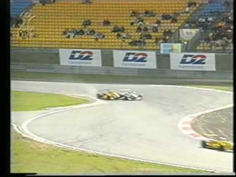 1999 - German F3 - Wouter van Eeuwijk