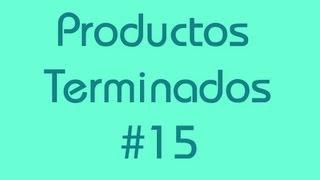 Productos terminados #15