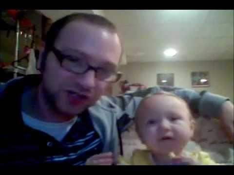 DaVinci Emily 4 in 1 Crib including Toddler Rail.wmv