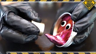 Melting Magnetic Putty